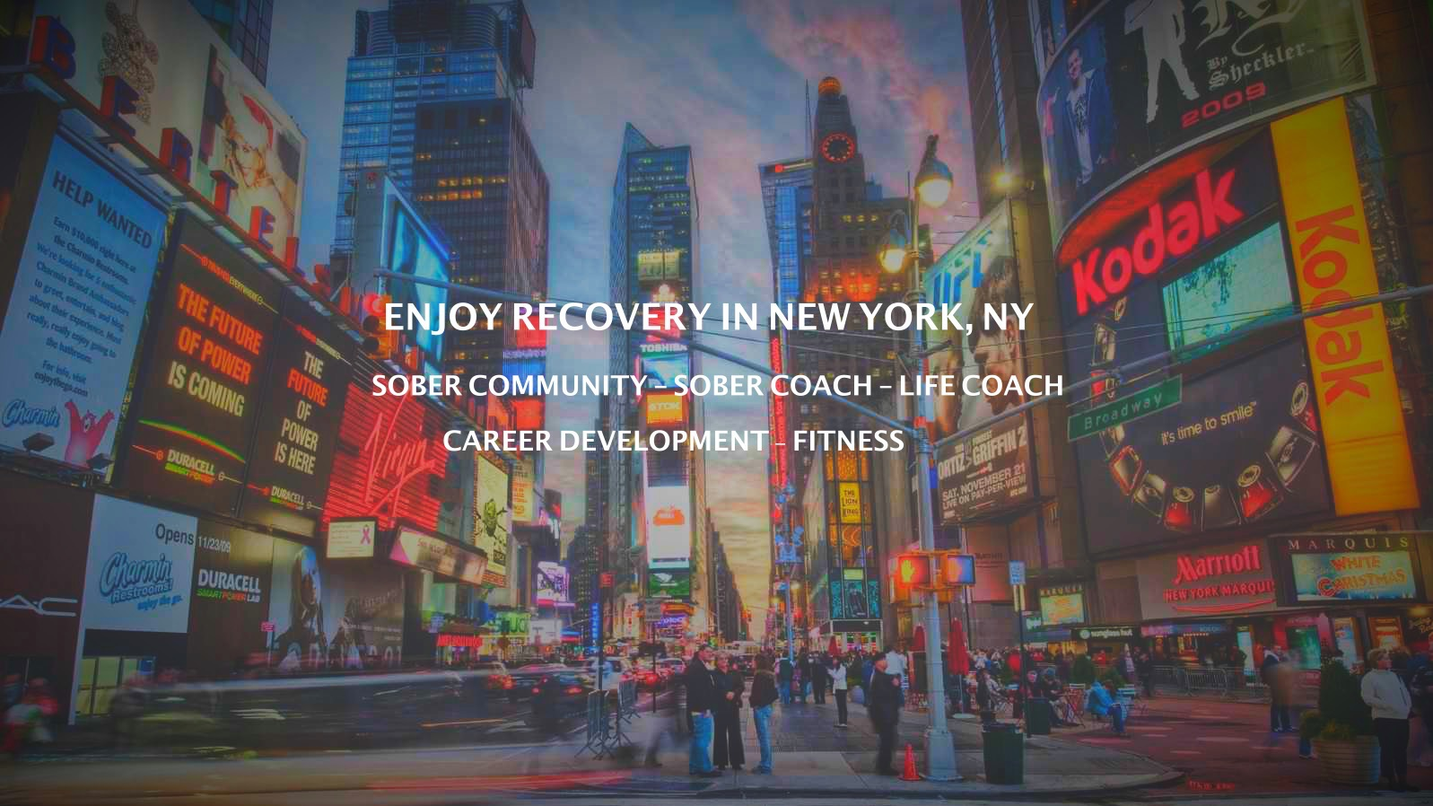 Vasuli House, Sober House and Recovery House NYC Time Square