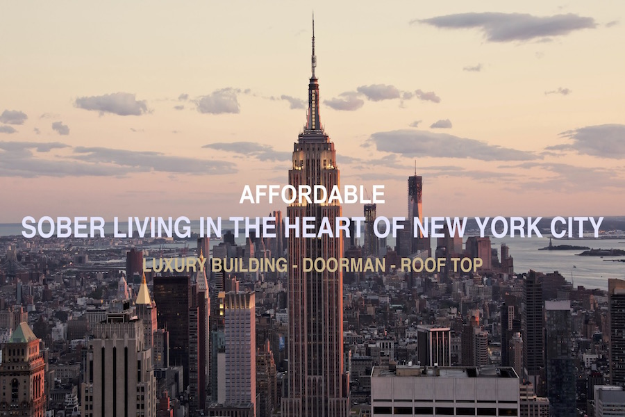 Vasuli House, Sober House and Recovery House NYC Empire State